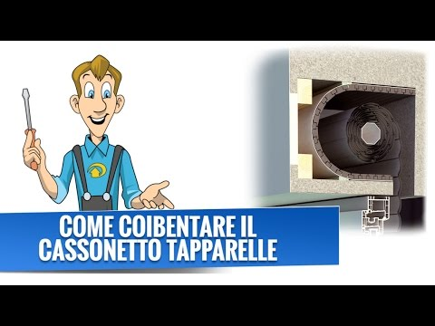 Tende con cassonetto tapparelle