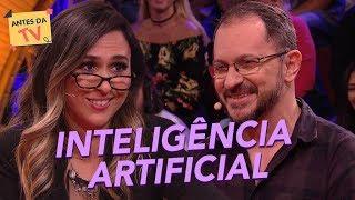 Inteligência Artificial | Entrevista Com Especialista | Lady Night | Humor Multishow
