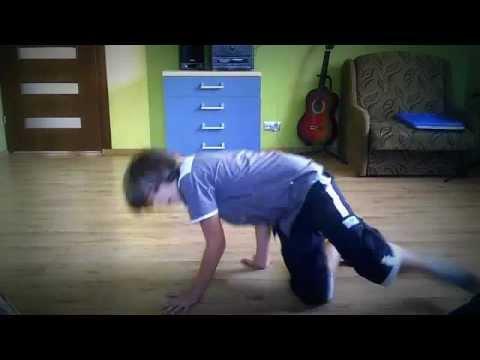 Break-dance Nauka Tańca #1 -Podstawowe Freezy