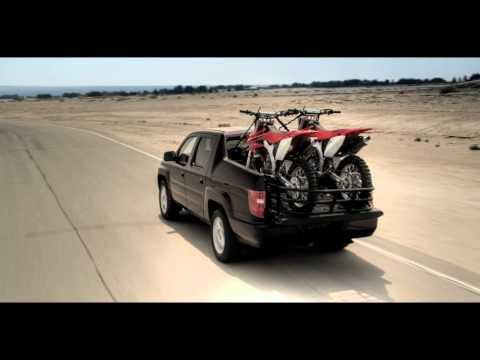 Honda Ridgeline, реклама
