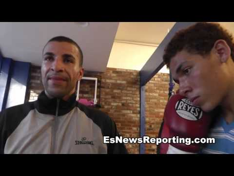 Floyd Mayweather Sr is a great trainer - EsNews Boxing