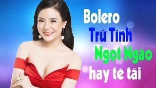 Lk Tâm Sự Đời Tôi || Bolero trữ tình ngọt ngào hay nhất 2018 - Nhạc Vàng Bolero Hay Tê Tái