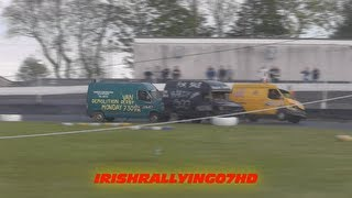 Onchan Raceway - Stock Car Racing & Demolition Derby (IRISHRALLYING07HD)