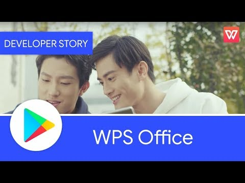 WPS Office - Word, Docs, PDF, Note, Slide & Sheet APK Cover