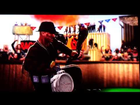 WWE 13 Freddy Krueger (Gold Rush 2013 Winner) Entrance