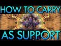Overwatch - How to Carry as Support