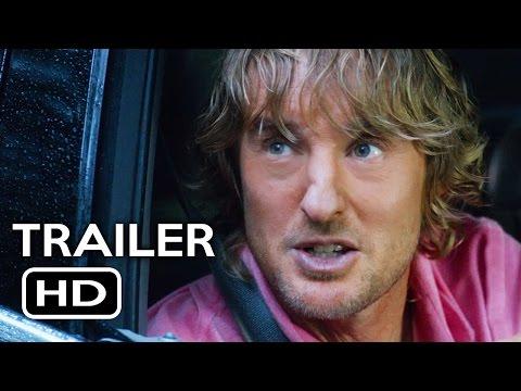 Bastards Official Trailer #1 (2017) Owen Wilson, Ed Helms Comedy Movie HD