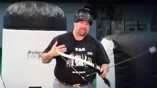 Archery Tag Dubai -  The Rules (Tips & Tricks)