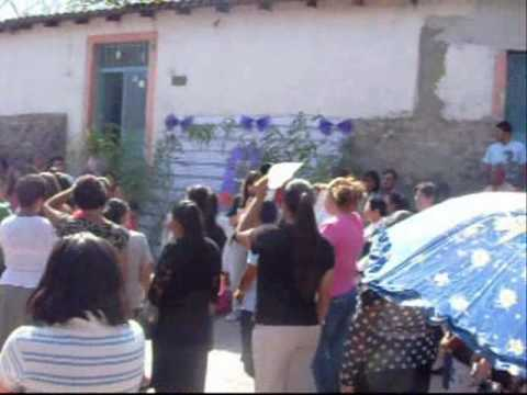 semana santa viacrucis 1er parte (huautla  morelos 2010)