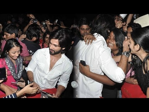 Madness For Shahid Kapoor!