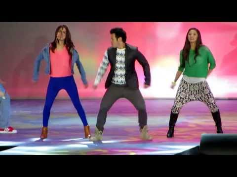 ASAP 2014 Live in Dubai... Kim Chiu Bubble Butt dancing [HD]