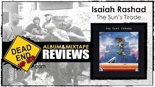 Isaiah Rashad - The Sun's Tirade Album Review | DEHH