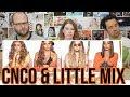 CNCO & Little Mix -Reggaetón Lento remix - Audio REACTION!!