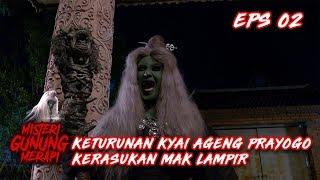 Keturunan Kyai Ageng Prayogo Kerasukan Mak Lampir - Misteri Gunung Merapi Eps 2