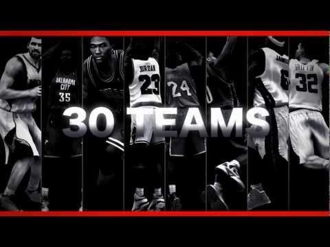 NBA 2K13 – Official Trailer