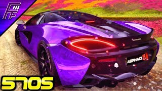 THE FASTEST A-CLASS CAR!?! McLaren 570S (6* Rank 3902) Multiplayer in Asphalt 9 (feat. Afiq)