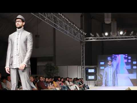 Arsalan & Yahseer - Karachi Fashion Week'2011