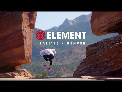 Element in Denver - Fall 2018