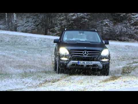 Test: Mercedes ML