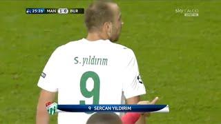 Sercan Yıldırım vs Manchester United (20.10.2010)