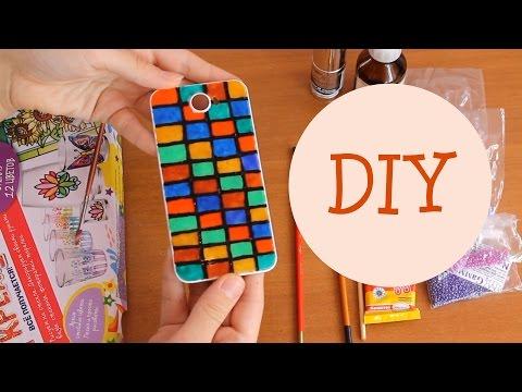Как Как украсить свой телефон своими руками