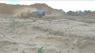 1/10 RC ACME TROOPER 4x4 SANDPIT RUNS