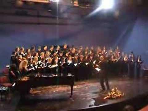 Jerusalem of gold - Thelma Yellin school choir