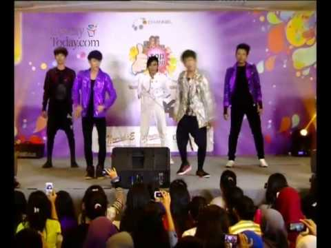 (Cover Dance) EXOLITE-M - MAMA (at TOP KPOP Extra 2nd Anniversary)
