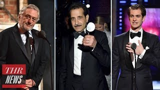 Tony Awards 2018: Highlights & Memorable Moments | THR News
