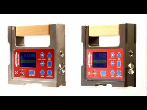 BlueCLINO - precision inclinometer by WYLER AG - SWITZERLAND