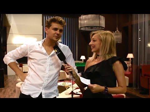 Блиц-опрос с Милошем Биковичем