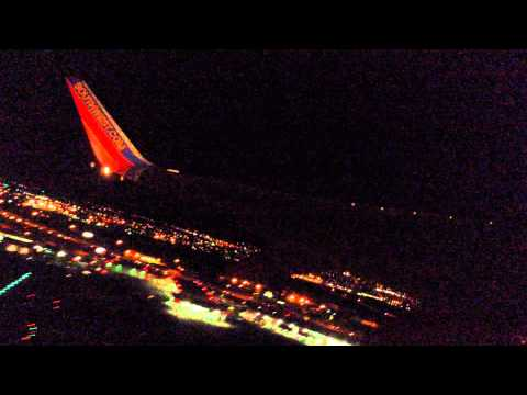 Southwest Airlines takeoff Phoenix Sky Harbor International Airport