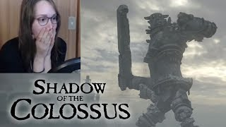 Gab finally cries about something: Shadow of the Colossus at E3 2017