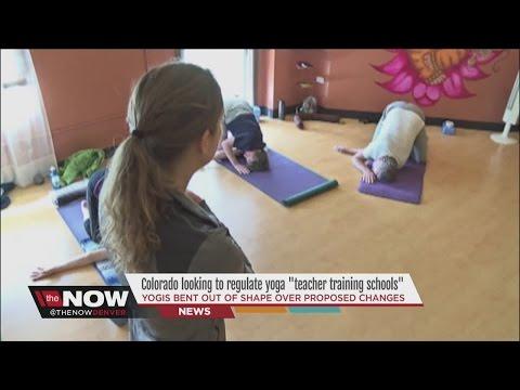 Colorado looking to regulate yoga teacher-training schools