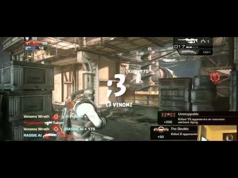 AvengeGoW - First Gears of War Judgment Team Episode - Edited by AfterFrag