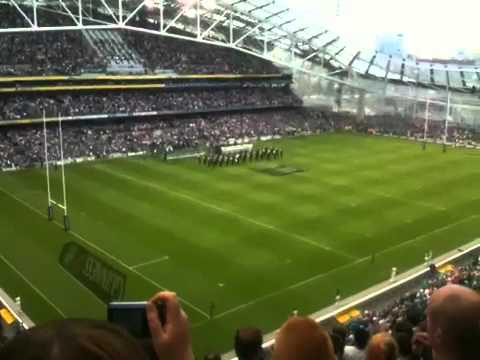 Irlande - France, Ireland's Call à l'Aviva Stadium