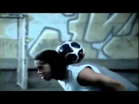 Ronaldinho Freestyle El Mejor Del Mundo Full Hd 1080p video