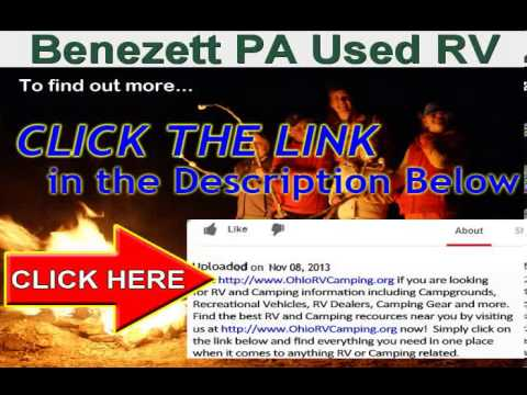 Used RV near Benezett PA