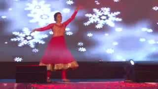 Semi-classical dance performance - breathless