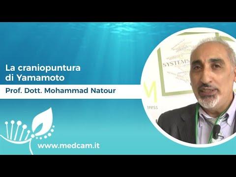 La craniopuntura di Yamamoto - Prof. Dott. Mohammad Natour