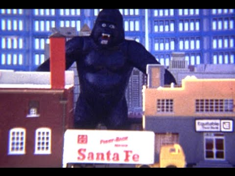 SUPER 8 KING KONG by 70's Kids
