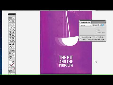 How to create a vintage/retro minimalist movie poster in Adobe Illustrator