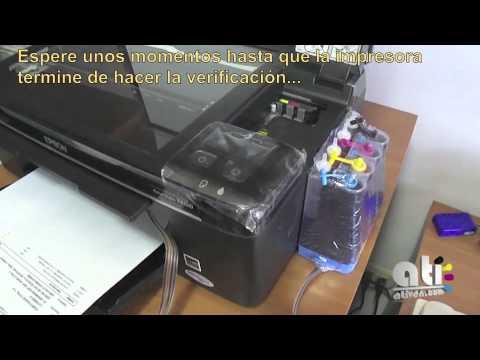 Metodo Correcto para resetear Chips Sistema continuo T22 TX120 sin emulador