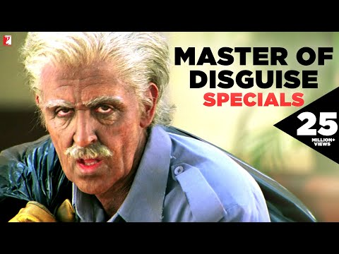 Master Of Disguise - Hrithik Makeup Sessions - Dhoom:2