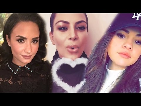 16 MORE Celebs You Need To Follow On Snapchat