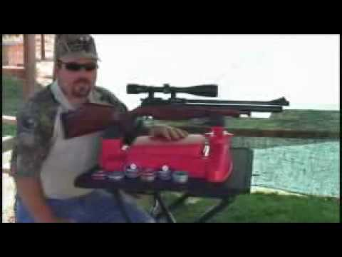BSA Lone Star .25 Airgun review