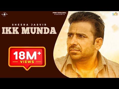 New Punjabi Songs 2015   IKK MUNDA   SHEERA JASVIR   LYRICAL VIDEO   Punjabi Songs 2015
