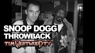 Snoop Dogg freestyle maddest eva 20 mins off the top! Unreleased 1996 Throwback - Westwood