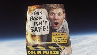 I Dropped my Book from Space