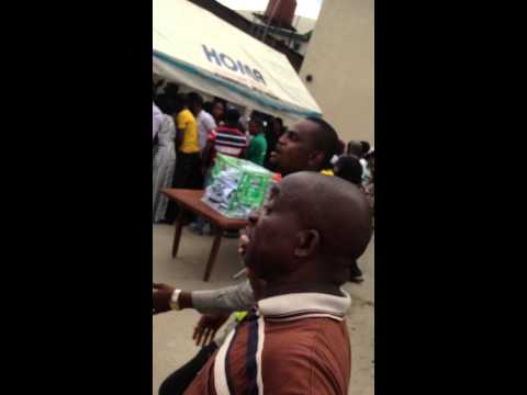 Rigging presidential election 2015(rivers state)
